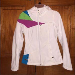White Spyder Jacket